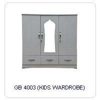 GB 4003 (KIDS WARDROBE)